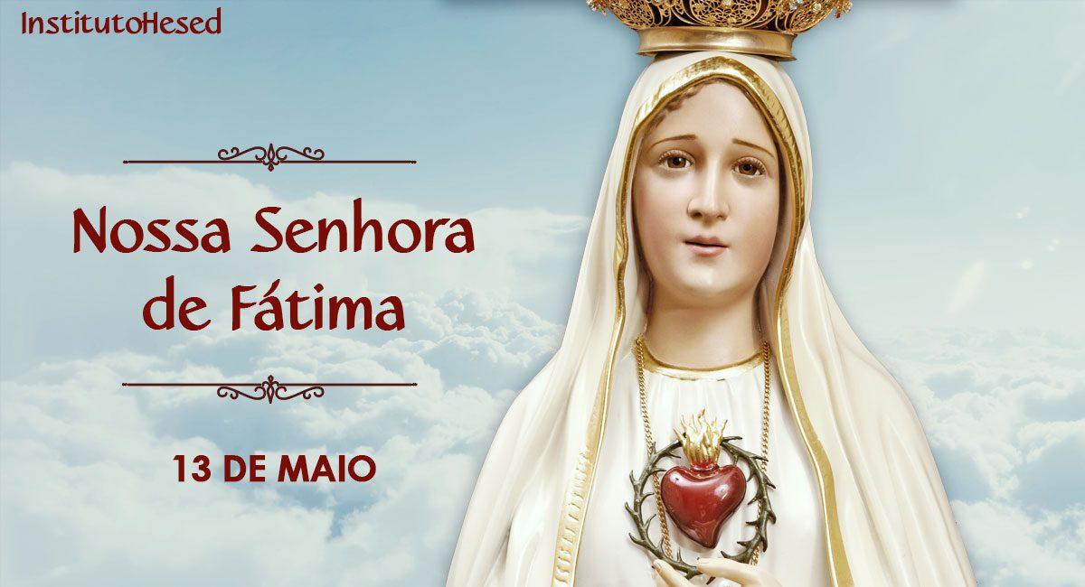 Resultado de imagem para Nossa Senhora de Fátima