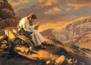 A oração de Cristo. A nossa oração - Instituto Hesed